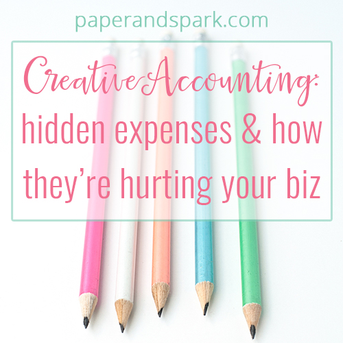 Hidden Expenses And How They're Hurting Your Biz