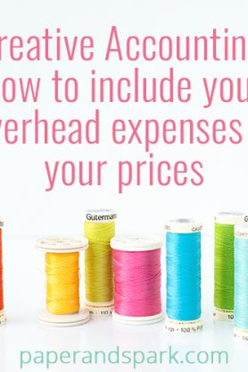 overhead expenses