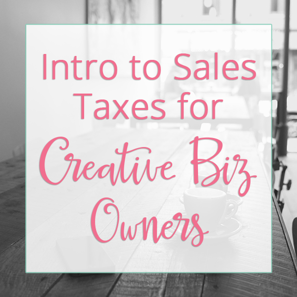 sales taxes for etsy shop
