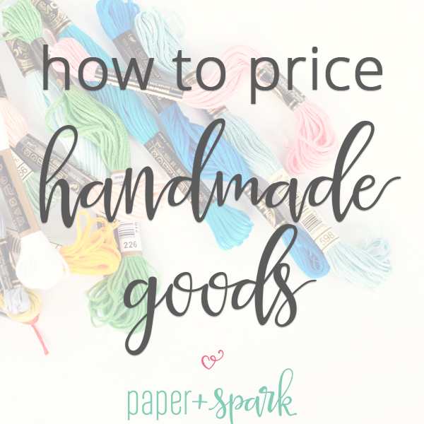 Etsy Pricing Formula – How To Price For Handmade