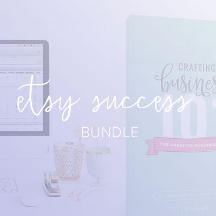 etsy success bundle from paper and spark